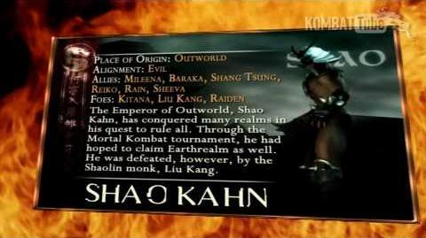 BioKard- Shao Kahn