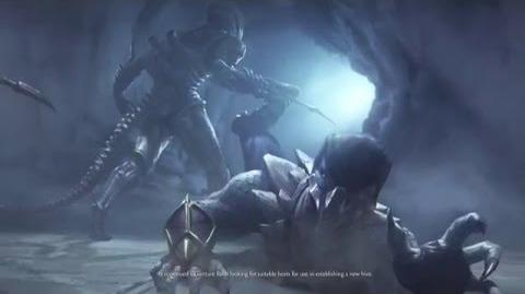 Mortal Kombat X - Alien ending