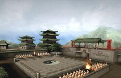 Shang Tsung's Island