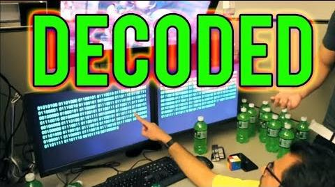 DECODED Binary in NetherRealm Mannequin Challenge