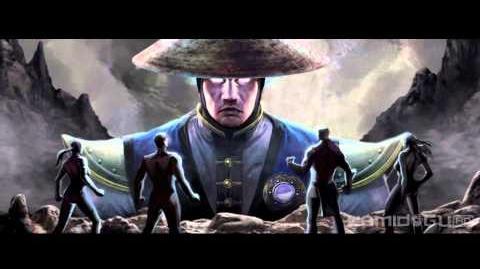 -HD- Mortal Kombat (2011) - Raiden's Ending