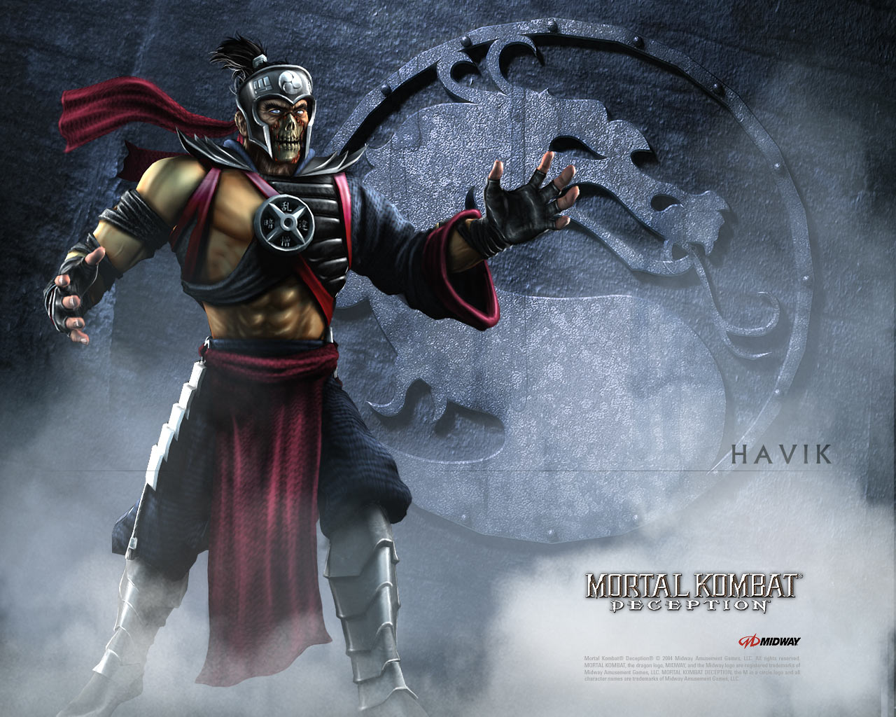 Image result for havik mortal kombat