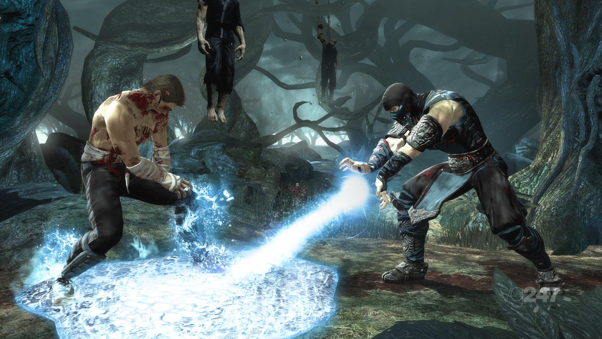 Special Moves Mortal Kombat Wiki Fandom