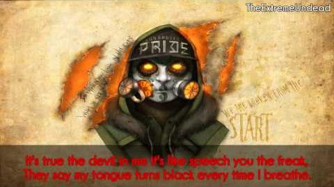 Hollywood Undead - New Day Lyrics Video