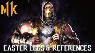 Mortal Kombat 11 All Easter Eggs, Pop Culture References and MK Callback Intros