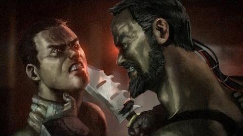 Mortal Kombat X - Kano's Ending