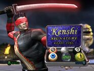 Kenshi's Signature Glass Eyes