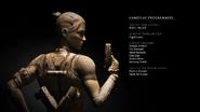 MKX credits Cassie