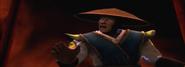 Mortal Kombat Shaolin Monks raiden