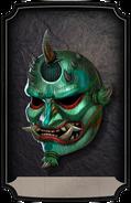 Drahmins mask pre
