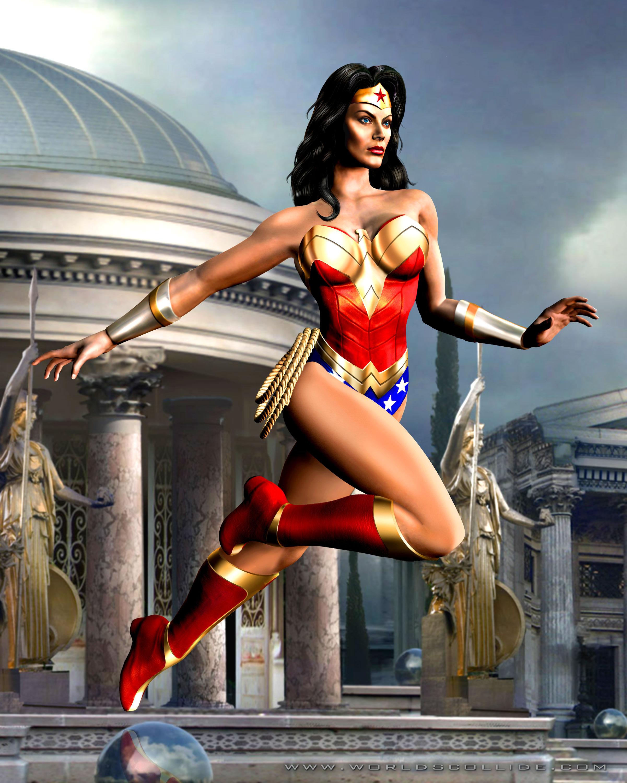 Wonder Woman Mortal Kombat Wiki Fandom