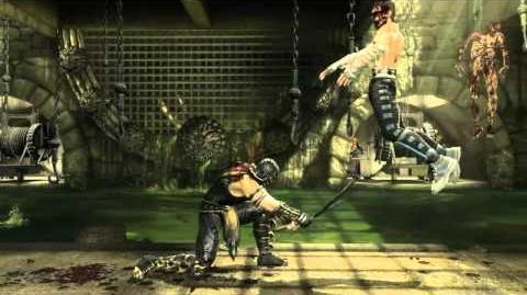 Scorpion HD Gameplay Video - Mortal Kombat
