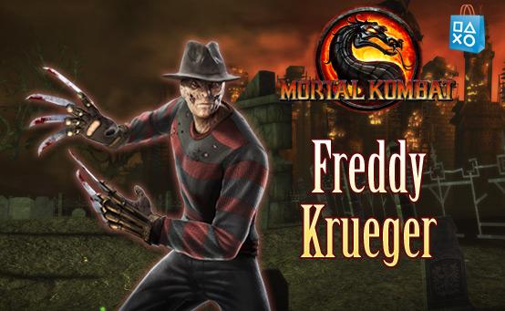 how findtimefor hurl whilst freddy krueger note mk9