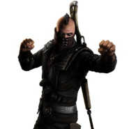 Mortal Kombat X Render Erron Black Apocalypse IOS