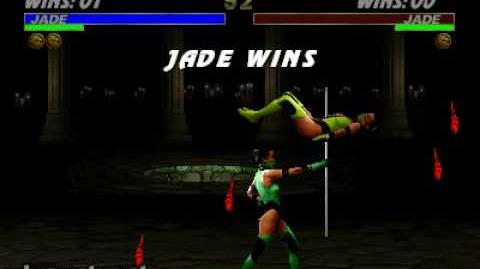 Video - Ultimate Mortal Kombat 3 - Fatality 2 - Jade