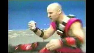 """Mortal Kombat 3 - Behind The Scenes - """"Kano Kola"""""""
