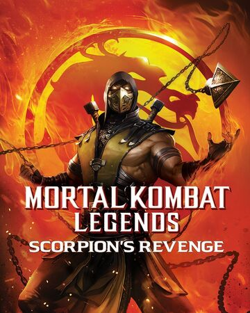 Mortal Kombat Legends Scorpion S Revenge Mortal Kombat Wiki Fandom