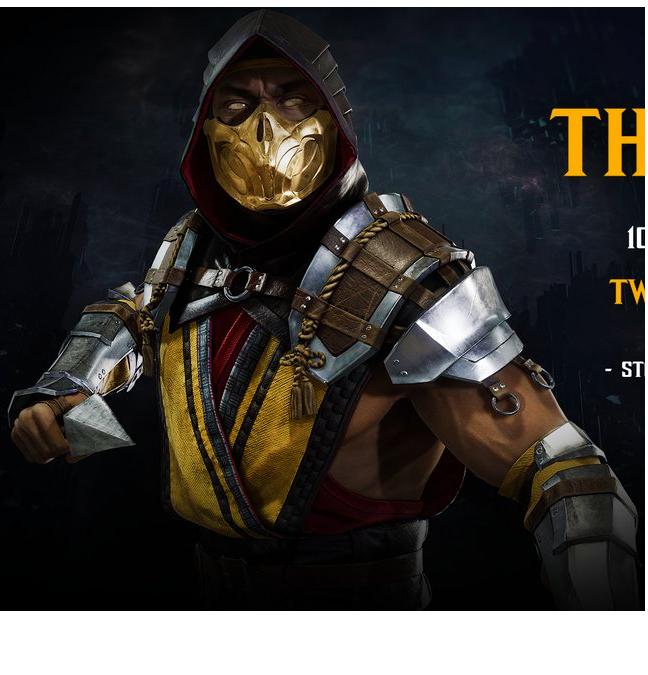 Scorpion/Current Timeline | Mortal Kombat Wiki | FANDOM