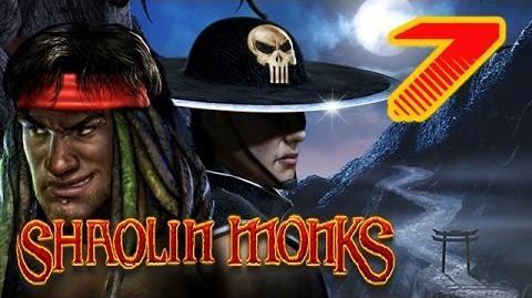 Best Friends Play Mortal Kombat Shaolin Monks (Part 7)
