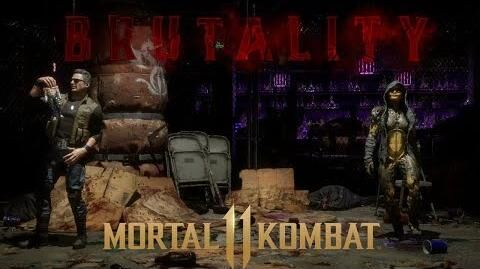 Mortal Kombat 11 - 6 Johnny Cage Brutalities