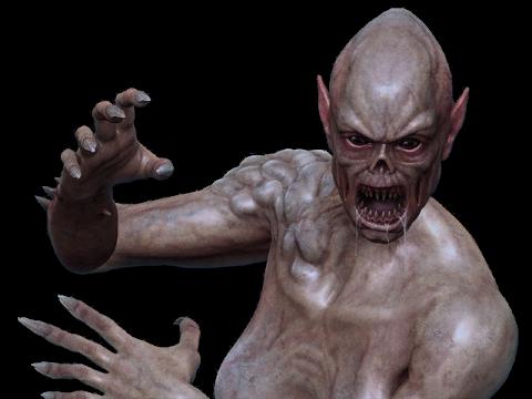 Krypt Monster   Mortal Kombat Wiki   FANDOM powered by Wikia