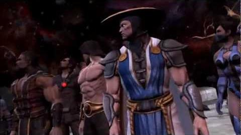 Mortal Kombat vs. DC Universe/Videos