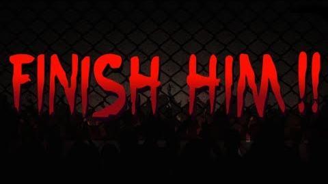Evolution of FINISH HIM (1992-2017)