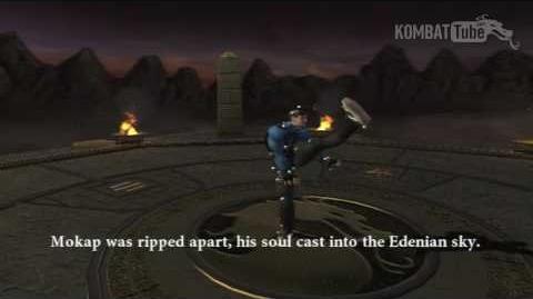 MK-Armageddon Ending- Mokap