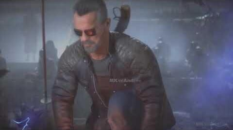 MK11- Terminator Intros but Voiced By Arnold