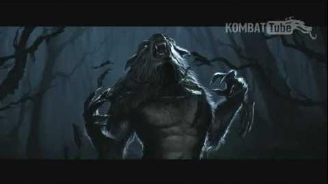 MK9 Ending NIGHTWOLF