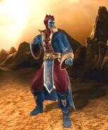 Shinnok's Regalia