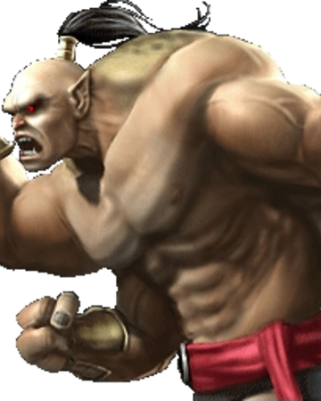 Goro Original Timeline Mortal Kombat Wiki Fandom