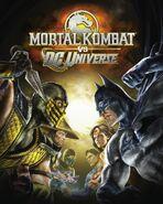 Mortal Kombat vs. DC cover