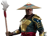 Raiden/Current Timeline