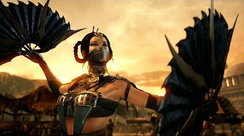 Who's Next? - Official Mortal Kombat X Gameplay Trailer