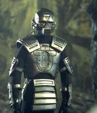 Smoke the Cyborg Assassin