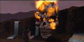 Taven vs Scorp Skull