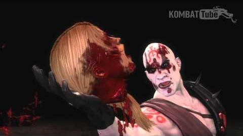"MK9 Quan Chi ""On Your Knees"" Fatality"