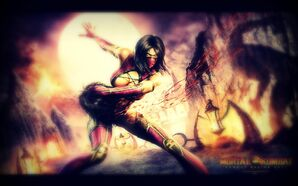 Mortal-Kombat-Mileena-2011-Widescreen-Wallpaper