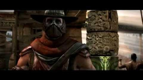 Mortal Kombat X Erron Black Official Trailer-0