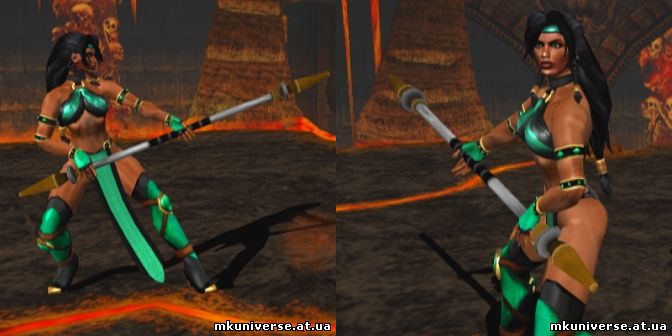 Bojutsu | Mortal Kombat Wiki | FANDOM powered by Wikia