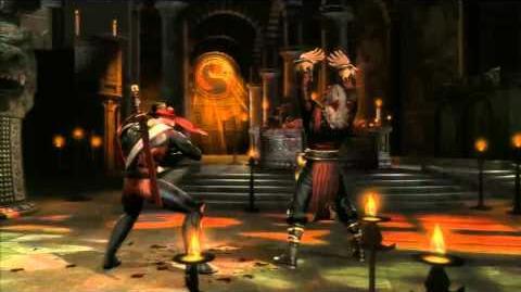 Kenshi HD Gameplay Trailer - Mortal Kombat