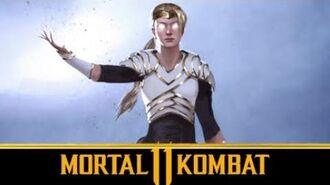 Mortal Kombat 11 - Sonya ending