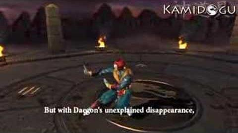 Mortal Kombat Armageddon Shinnok's Ending