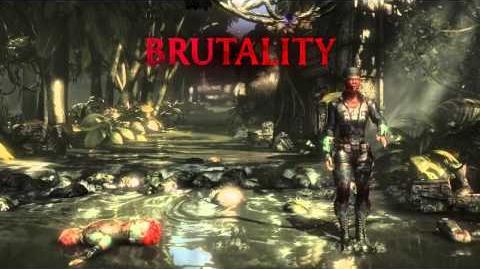 Sonya Brutality 1 - Thigh Master-2
