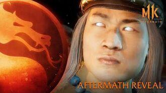 Mortal Kombat 11 Aftermath – Official Reveal Trailer