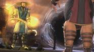 The elder gods speak through raiden