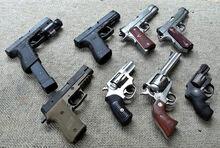 Handgun Examples