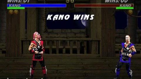 Mortal Kombat 3 - Friendship - Kano