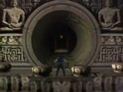 Mortal Kombat Sub-Zero Temple of Elementals